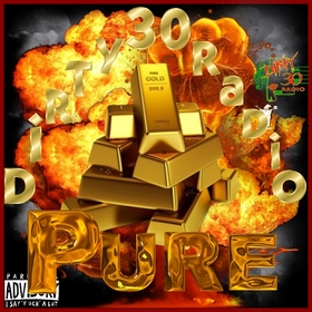 Pure DIRTY30RADIO front cover