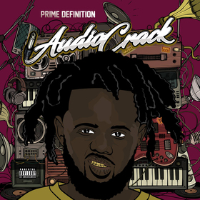 Audio Crack (Street Drop) Prime Definition front cover