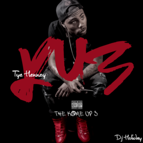The Kome Up 3 Tye Henney front cover