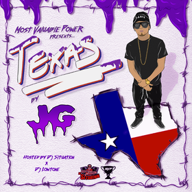Texas JG Life front cover