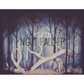 4|Seasons - Night Fall EP Aundrae Black front cover