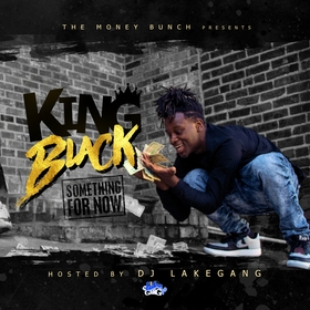 Something For Now King Black front cover