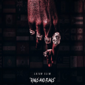 Rings And Flags Lajan Slim front cover