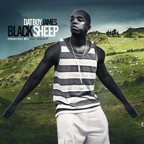Black Sheep Dat Boy James front cover
