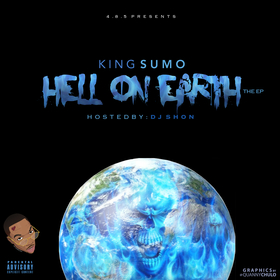 Hell On Earth (The EP) Real King Sumo front cover