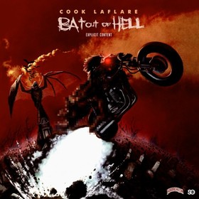 Bat Out Of Hell Cook LaFlare front cover