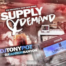 Supply & Demand Dj Tony Pot front cover