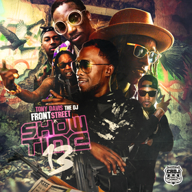 Showtime 13 (Hosted By Fronstreet) Tony Davis The DJ front cover