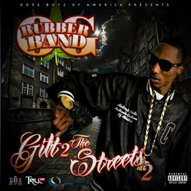 Gift 2 The Streets 2 Rubberband OG front cover