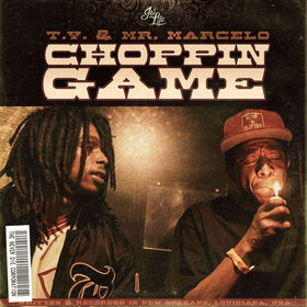 Choppin' Game T.Y. front cover