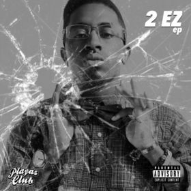 2 EZ EP Clay James front cover
