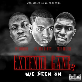 Extendo Gang II: We BEEN On Extendo Gang front cover