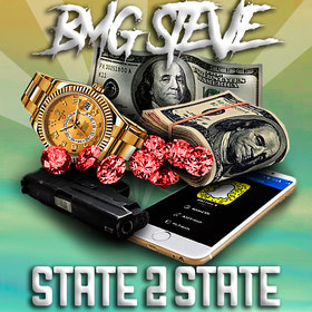 State 2 State BC Steve front cover