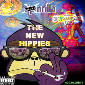 SmokeRilla: The New Hippies Skywalker OG front cover