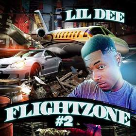 Lil Dee (Flight Zone 2) DJ Stop N Go front cover