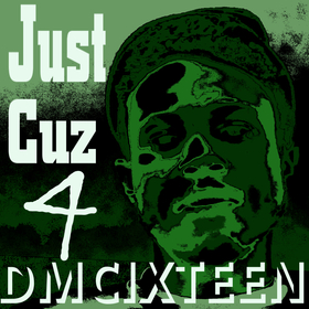 Just Cuz 4 Cixteen Beats front cover