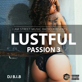 Lustful Passion 3 DJ B.I.B front cover