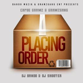 Placing Order Capoe Gramz front cover