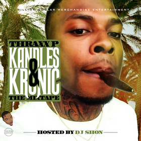 Kandles & Kronic Thraxx P front cover