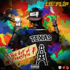 The Art of Freestyle Lil Flip front cover