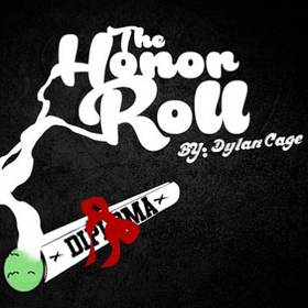 The Honor Roll Dylan Cage front cover