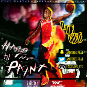 Hard In The Paint H The Great front cover