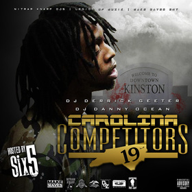 CAROLINA COMPETITORS 19 ( HOSTED BY SIX 5 ) DJ DERRICK GEETER front cover