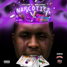 Narcotics Millions & Billions front cover