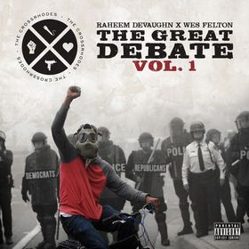The Great Debate Vol. 1 Raheem DeVaughn front cover