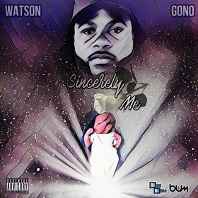 Sincerely Me Watson Gono front cover