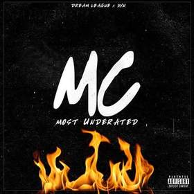 Ym :: Mc Most Underrated Dj Trey Cash front cover