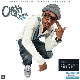 The Peoples Champ Cash Jones front cover
