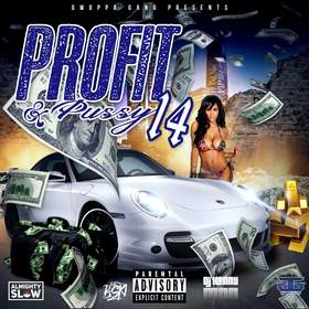 Profit & Pussy 14 Almighty Slow front cover