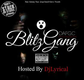 Blitz Gang | Da Compilation DJ LYRICAL front cover