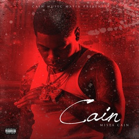 CAIN Mista Cain front cover