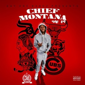 Chief Montana The EP DJ Legacy front cover