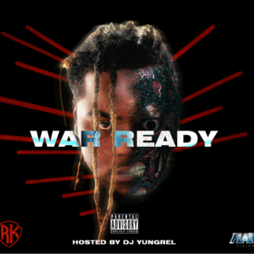 War Ready Reddo front cover