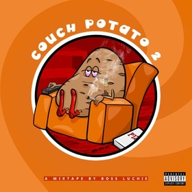 Couch Potato 2: CP2 Boss Luchie front cover