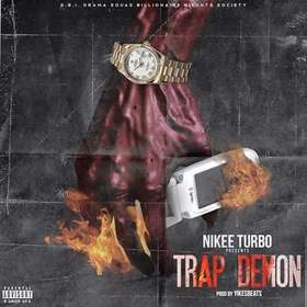 Nikee Turbo - Trap Demon Heavy G front cover
