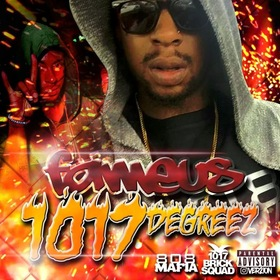1017 Degreez Fameus of 808 Mafia front cover