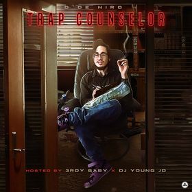 Trap Counselor D De Niro front cover
