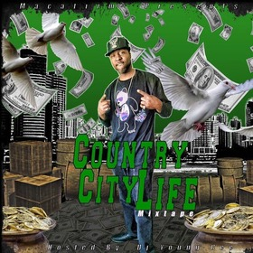Macatizm - Country City Life DJ Bankroll front cover