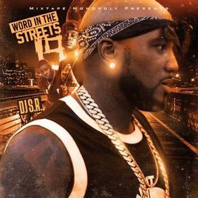 Word In The Streets 19 DJ S.R. front cover