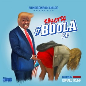 Boola EP Khaotic front cover