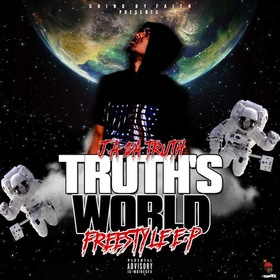 Truth's World J.A. Da Truth front cover