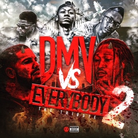 DMV vs Everybody 2 (Fallen Angels) DMVMusicPlug front cover