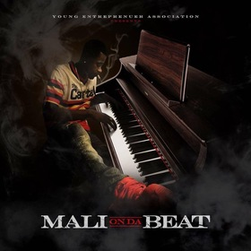 Mali On Da Beat MALIO front cover