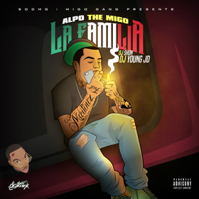La Familia Alpo The Migo front cover