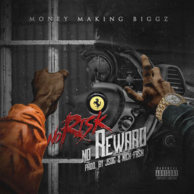 No Risk No Reward Money Making Biggz front cover