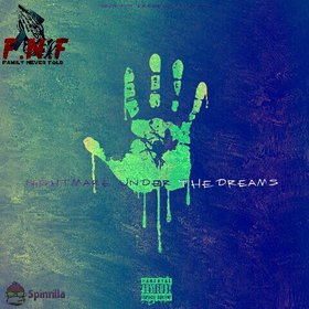 Nightmare Under The Dreams Tune front cover